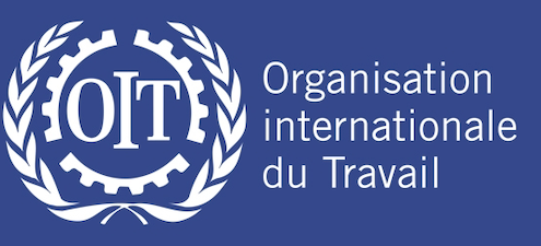 Logo de l'Organisation Internationale du Travail, OIT